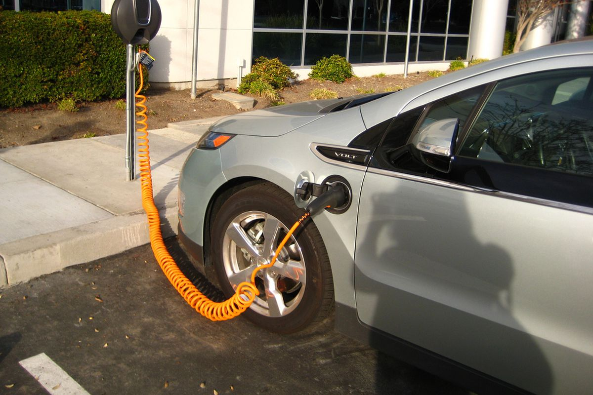 Popular electric cars in the US