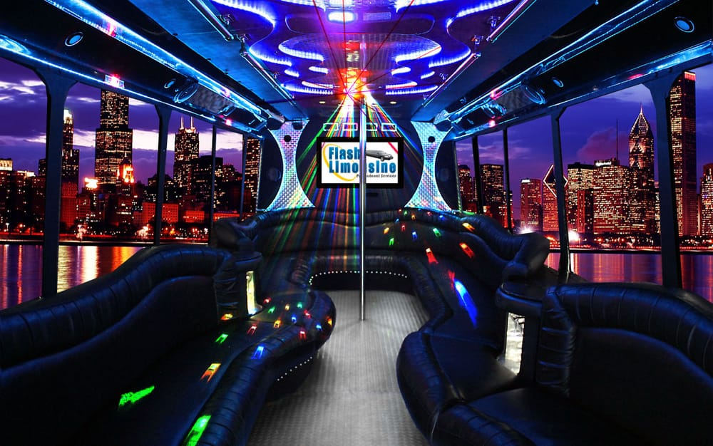 Flash Limousine & Bus