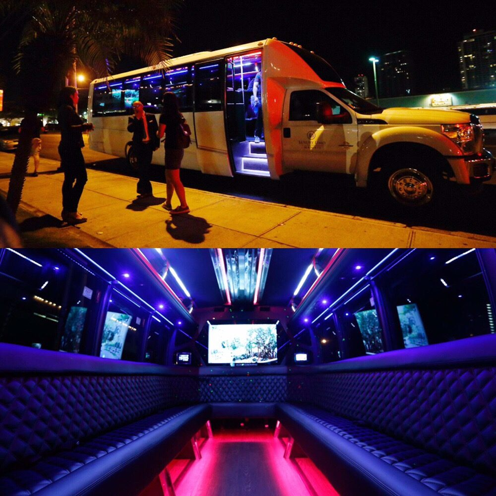 Luxury Limo Hawaii