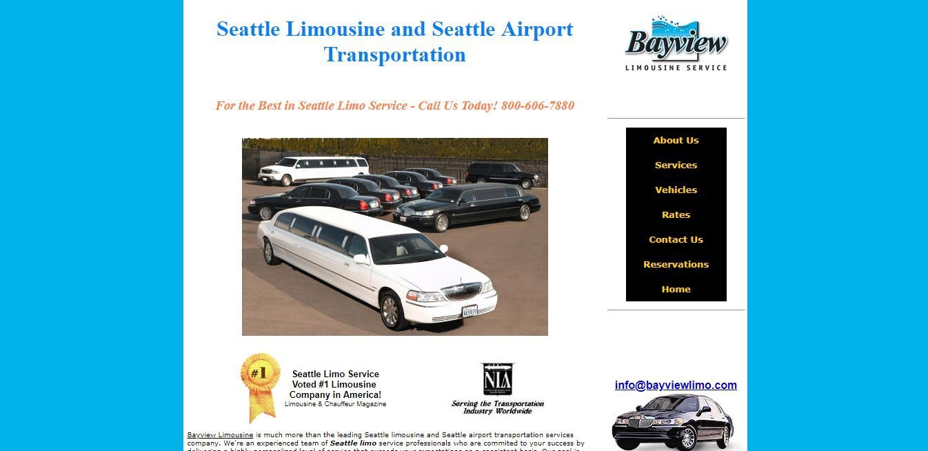 Bayview Limousine Service