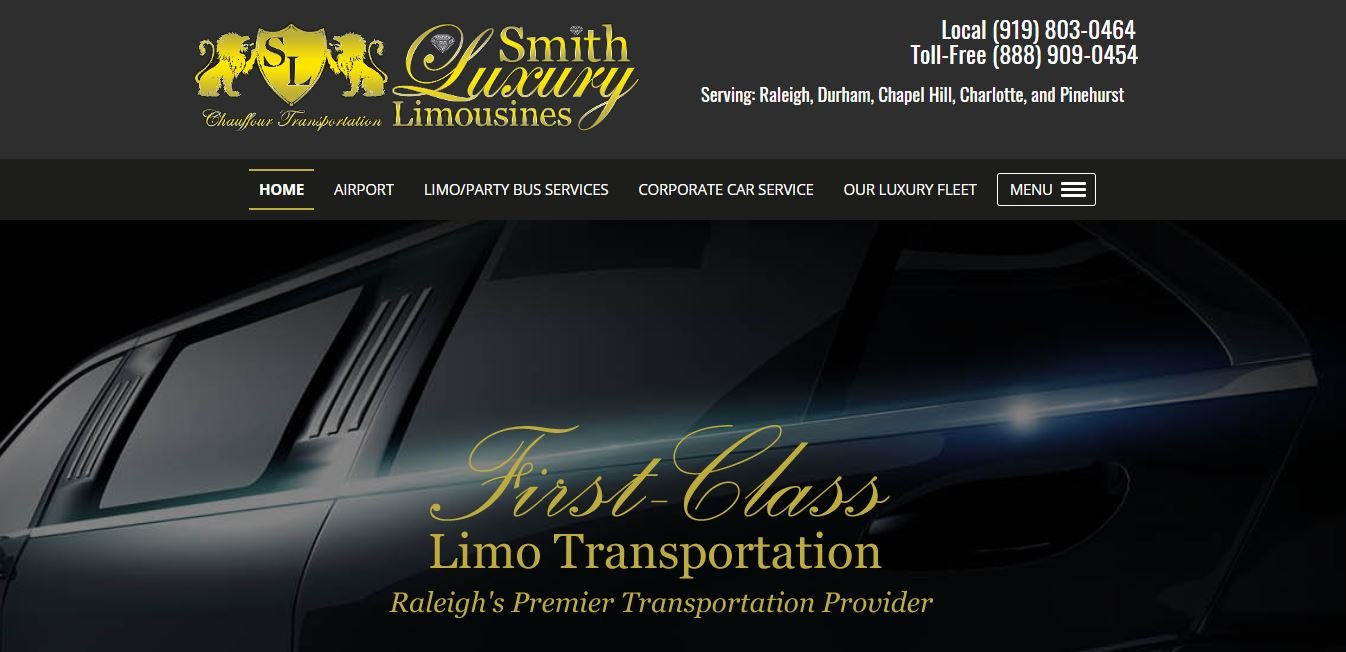 Smith Luxury Limousines