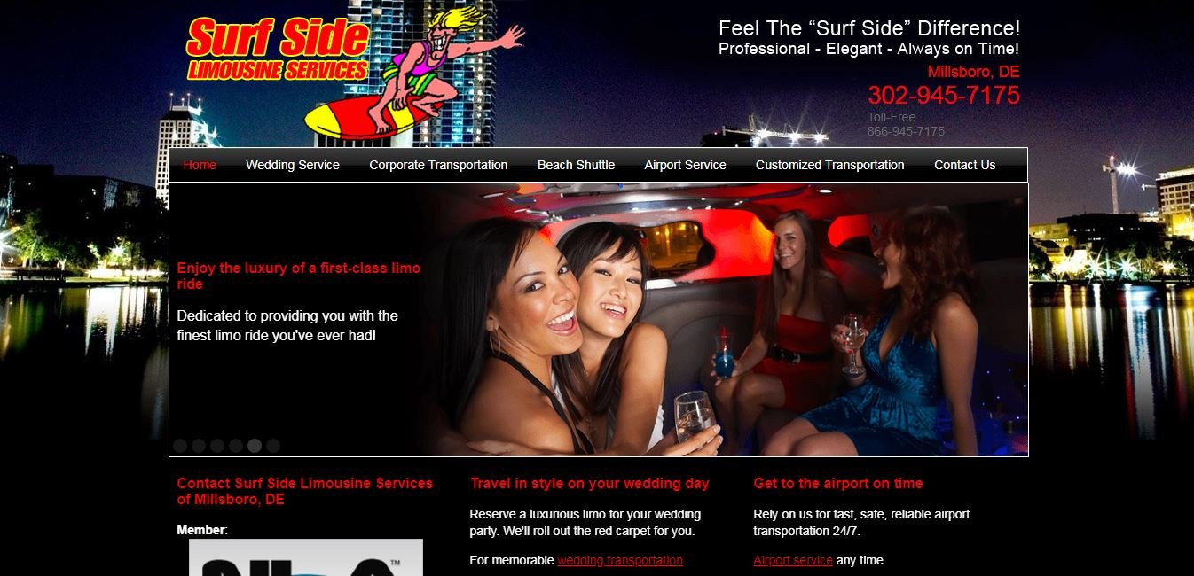 Surf Side Limousine Services
