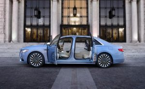 Lincoln celebrates the Continental's 80th birthday 1