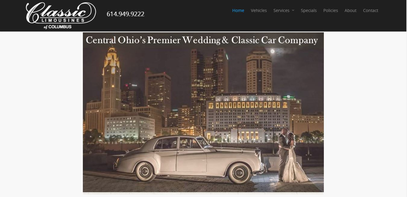Classic Limousines of Columbus, Inc