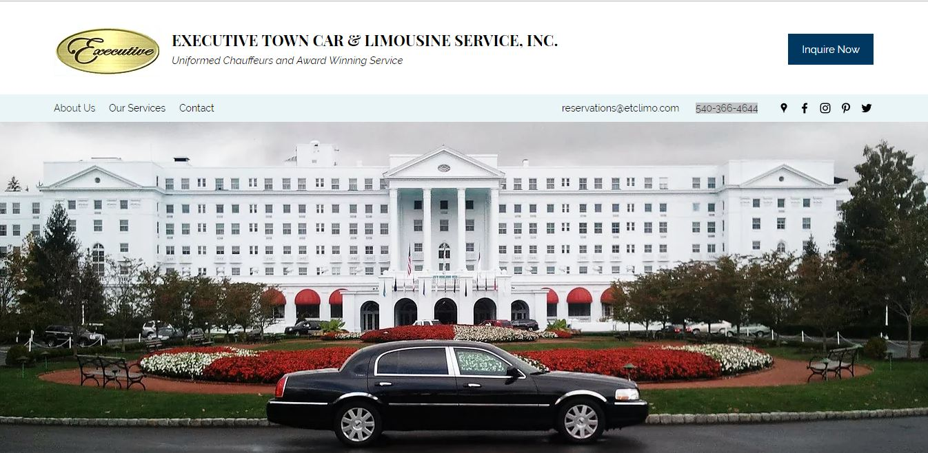 Executive Town Car and Limousine Service
