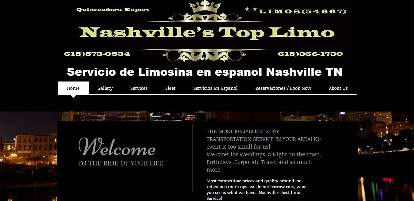 The Limo Company of Nashville