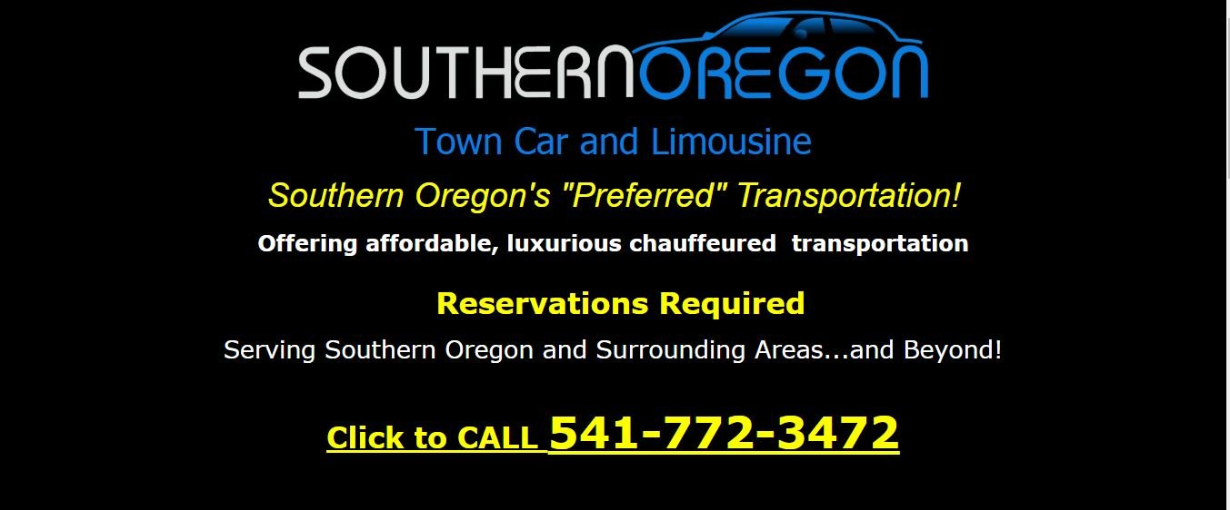 Southern Oregon Town Car