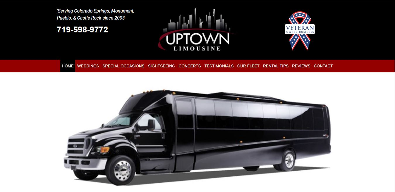 Uptown Limousine Service