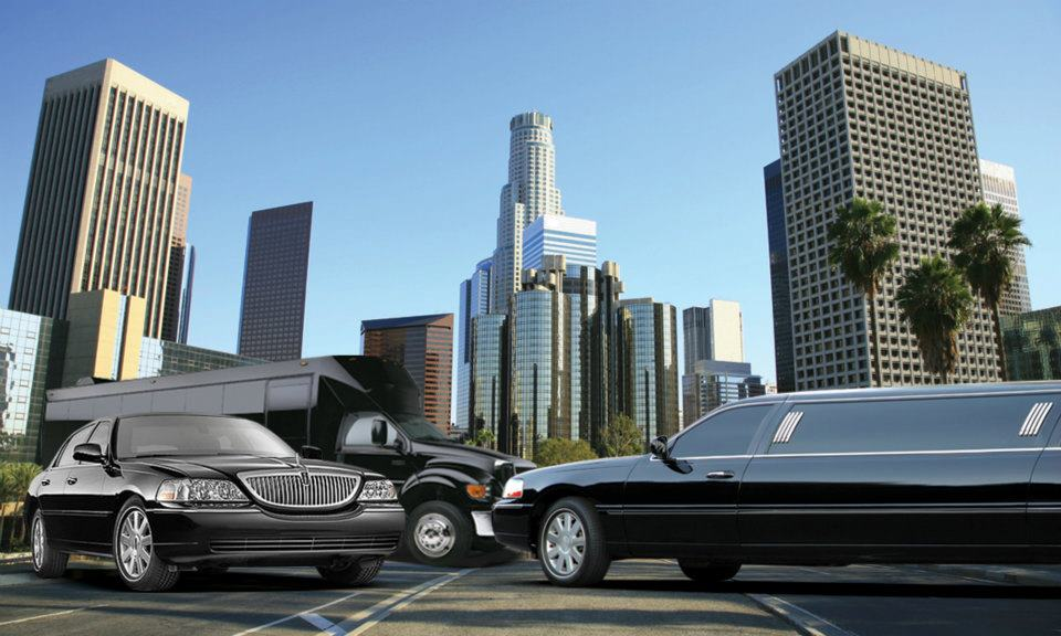review for limousine California