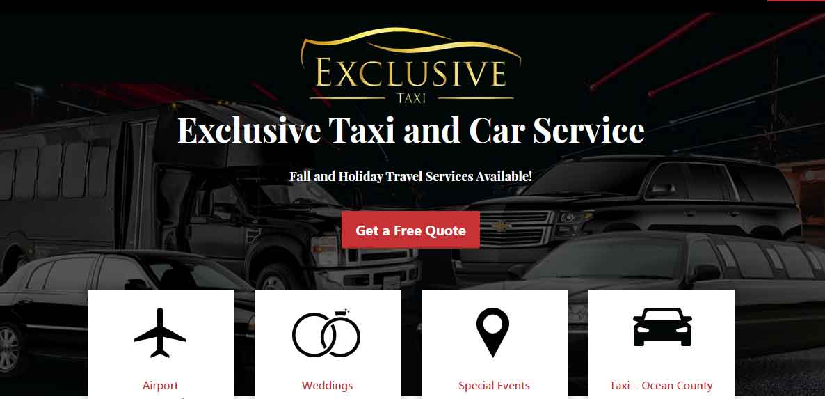 Exclusive Taxi and Car Service